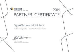 Leaseweb Authorized Partner