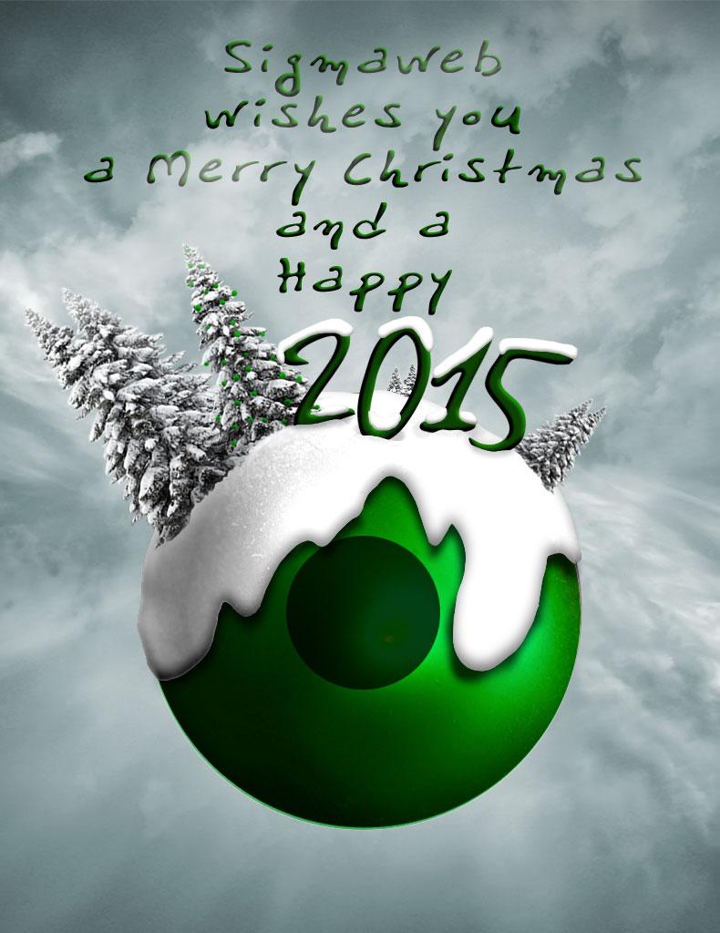 Sigma web hosting 2015 seasons greetings merry christmas and happy 2015 m4hsunfo